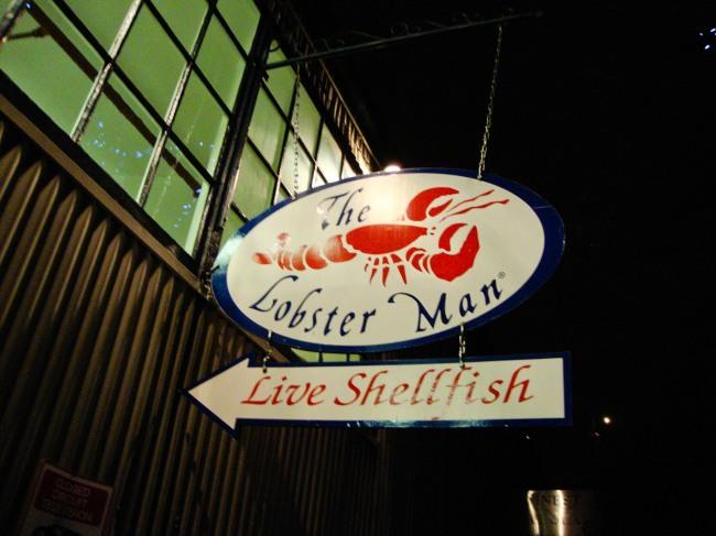 Wo kauft man Meeresfrüchte?