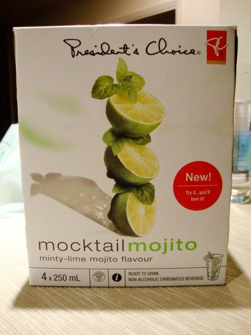 Mojyto ready to mix (ohne alkohol)