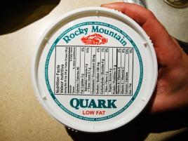Es gibt Quark