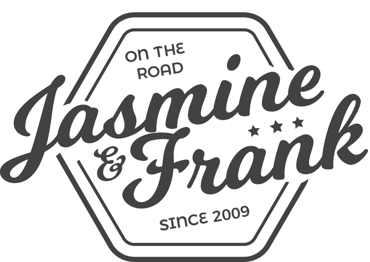 Jasmine and Frank – on the road since 2009